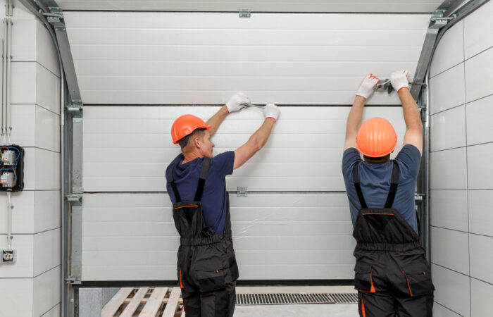 Pourquoi faire appel à une entreprise alsacienne pour installer une porte de garage dans le Haut-Rhin